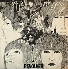 THE BEATLES-REVOLVER (LP) (G -/G)