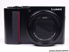 Panasonic Lumix DC-TZ202 Kamera schwarz 20.1 MP Digitalkamera TZ202 in OVP