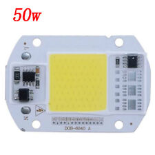 Smart IC Driver 20W 30W 50W LED Floodlights COB Chip Input Integrated AC110 220V