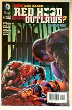 Red Hood and the Outlaws Issue 26 New 52 First Print NM