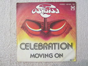 Single / OSIBISA  / 1980 / FUNK  / RARITÄT  / DE PRESS /