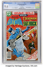 DC Special Series #8 - The Brave and the Bold Special ([February] 1978, DC) CGC