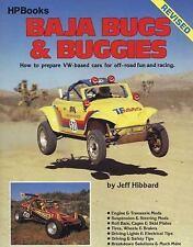 Baja Bugs & Buggies Book~Convert Volkswagens into dune buggies~NEW!