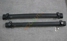 For Jeep Compass 2011-2016 Roof Rack Cross Bars Black luggage carrier