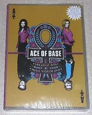 ACE OF BASE Greatest Hits Music Videos PAL DVD + 21 track CD SOUTH AFRICA