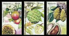 Rare Fruits IV Malaysia 2013 Nam Nam Passion Plant Food (stamp) MNH
