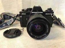 Praktica BCA Electronic 35mm Film SLR Camera
