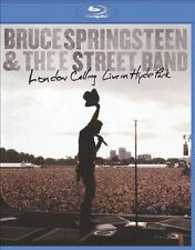 New London Calling: Live in Hyde Park DVD Bruce Springsteen & The E Street Band