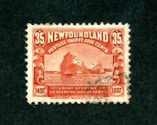 x519 - Canada NEWFOUNDLAND #73 Used. 35c Iceberg