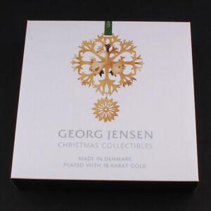 Georg Jensen 2020 Christmas Mobile: Ice Flower Sanne Lund Traberg. FREE SHIPPING