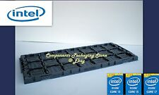 Processor CPU Tray for Intel Socket 1156 1155 1150 Core i3 i5 i7 4 fits 84 CPU'S