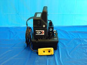Gates 77441 - 1/2HP 115V Hydraulic Pump for the MC4-20 Crimper
