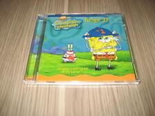 (K3 ) CD Spongebob Schwammkopf 27