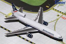 British Airways Lockheed L-1011-1 G-BBAF Landor 1/400 scale diecast GeminiJets