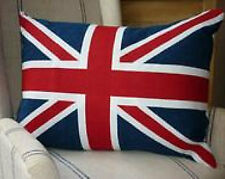 Polycotton Union Jack Cushion COVER