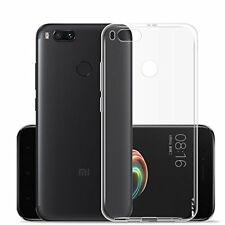 Transparent Soft Silicon TPU Back Cover Case For Xiaomi Redmi MI A1