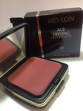 Revlon Age Defying Cheek Color Creamy Blush ( WINE ) Full Size New.
