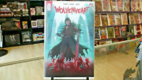 WOLVENHEART #1 MAD CAVE HOT LOW PRINT NEW NM