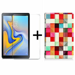 2in1 Set Para Samsung Galaxy Tab A 10.5 SM-T590 T595 Cubierta Funda + de