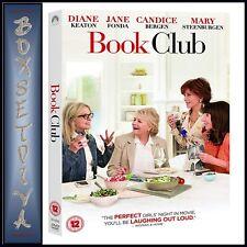Book Club Starring Diane Keaton Jane Fonda Candice Bergen DVD
