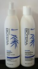 Biotera Styling Alcohol Free Defining Gel (13.5oz) & Finishing Spritz (13.5oz)