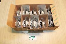 10 Stück Siemens 5TA2 155 Serienschalter UP 10A schraublose Klemmen