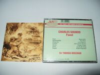Charles Gounod Faust Thomas Beecham Pinza Fat Box 1990-2 cd Nr Mint  (F2)