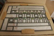 Andersen Art Glass Stained Glass Panels Antique Collection Frank Lloyd Wright