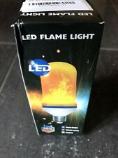 E27 flame effect bulb - Flickering LED