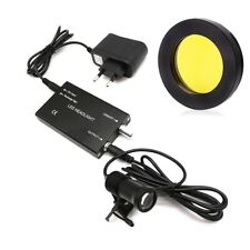 Led Dental Loupes Head Light Filter Dentist Loupe Headlight Rechargeable Battery