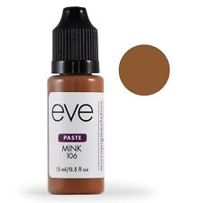 Permanent makeup Tattoo Pigment - Microblading - Eyebrow - USA made - Mink