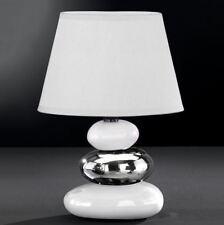 Honsel Tischleuchte 59511 Rocco Tischlampe Lampe Leuchte Nachttischleuchte 1/4