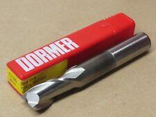 Dormer C135 HSCo 20mm Long Series Slot Drill 141mm OAL MC787