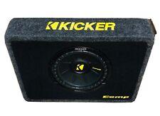 Kicker Bassreflexbox Subwoofer