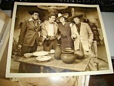 Foto originale film NOTTI MESSICANE del 1938 NINO MARTINI