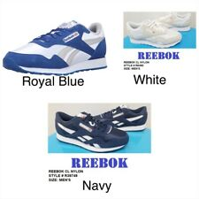 Reebok Classic Nylon Men's Sneakers Retro New 100% Authentic.