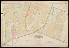 1900 Middlesex County, Ma, Somerville, Central Hill Park, Copy Plat Atlas Map
