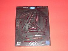 Avengers Age Ultron 2D/3D Blu Ray Steelbook Limited Full-Slip Korean Ed Sold Out