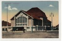 AK Darmstadt, Hauptbahnhof