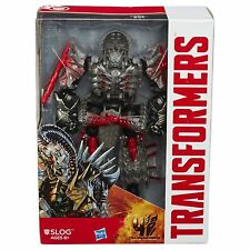 TRANSFORMERS GENERATIONS AGE OF EXTINCTION VOYAGER CLASS DINOBOT SLOG FIGURE