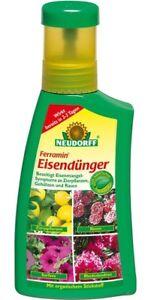 Neudorff Eisendünger Ferramin Blattdünger Eisenmangel 250 ml