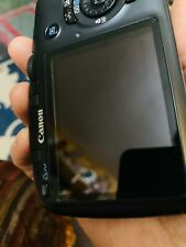 Canon PowerShot SX110 IS 9.0MP Digital Camera - Black GOOD CONDITION!