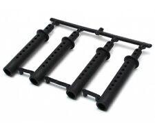 Extend Long Body Post Set 4pcs For 1/10 RC TAMIYA TT-02 Drift Car Black
