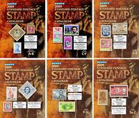 6 Catalogue de timbres du monde sur DVD (Français, anglais, US, mondial) Poste