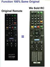 Sony RMT B107A BLU-RAY PLAY Remote for BDP-S190 RMT BDP-S300  BDP-S490 BDP-S780