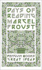 Days of la lecture (Penguin Great Ideas ) par Marcel Proust Livre de poche