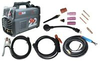 Arc Union Tig 22 220 Amp Dual Voltage DC 2-in-1 Combo stick and tig Welder