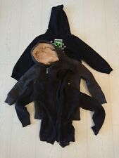 Bundle of 3 Hooded Jumpers Next 9yrs,F&F Fleece 7-8yrs, Minecraft 6-7 - used