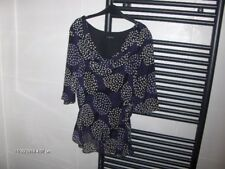 LADIES LOVELY FLOATY LINED TOP SIZE 22