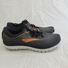 Brooks PureFlow 7 Men Running Shoes | Grey Black Copper | Size 8